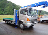 22066FJ 日野増セルフクレーン 4ダン (売約済み)